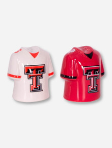 Texas Tech Jersey Salt and Pepper Shaker