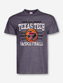 Texas Tech Basketball Hardwood Classic T-Shirt