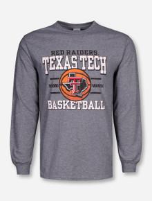 Texas Tech Hardwood Classic Long Sleeve Shirt