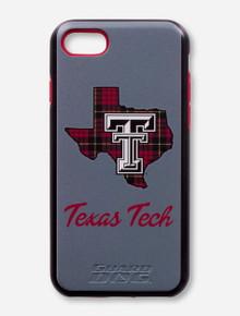 Texas Tech Plaid Lone Star Pride Cell Phone Case