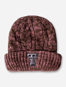 47 Brand Texas Tech Operation Hat Trick Coldfall Beanie