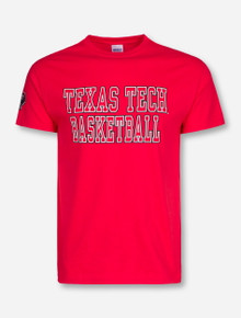 Texas Tech Basketball Stack Lone Star Pride Edition T-Shirt