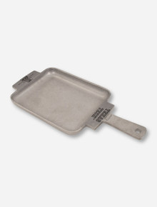 Wilton Armetale Texas Tech Double T on Grill & Serve Rectangular Metal Skillet