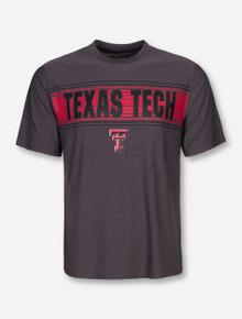 Arena Texas Tech Vendelay Heather Grey T-Shirt
