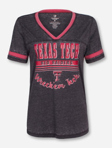 Arena Texas Tech Gunther Jersey Short Sleeve Tee
