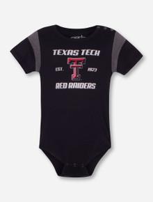 """Garb Texas Tech """"Rhett"""" INFANT Black Onesie"""