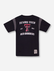 "Garb Texas Tech ""Rhett"" TODDLER Black T-Shirt"