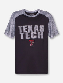 "CI Sport Texas Tech ""CamoHex"" Charcoal T-Shirt"