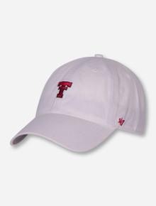 """47 Brand Texas Tech """"Base Runner Clean Up"""" Adjustable Cap"""