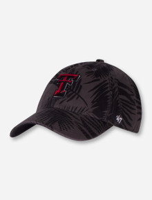 "47 Brand Texas Tech ""Palma Clean Up"" Adjustable Charcoal Cap"