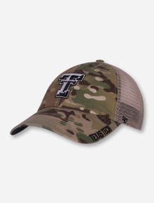 "47 Brand Texas Tech ""Jericho Clean Up"" Adjustable Camo Cap"