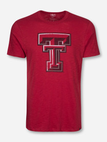 "47 Brand Texas Tech ""Scrum"" Double T T-Shirt"