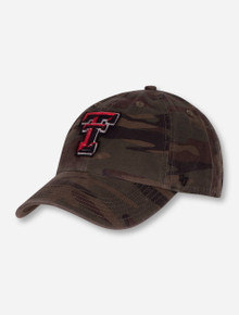 "47 Brand Texas Tech ""Operation Hat Trick Movement Sandalwood"" Adjustable Camo Cap"