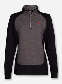 Under Armour Texas Tech Women's Color Block Quarter Zip