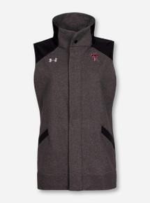 Under Armour Texas Tech Women's Lightweight Grey Vest