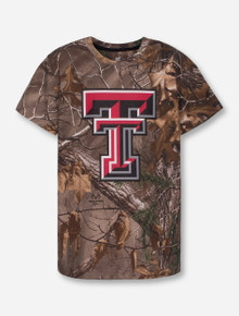 "Arena Texas Tech Red Raiders ""Draw"" Camo T-Shirt"