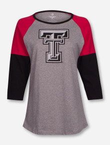 "Arena Texas Tech Red Raiders ""Bars"" Long Sleeve"