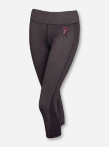 "Arena Texas Tech ""High Jump"" Capri Leggings"