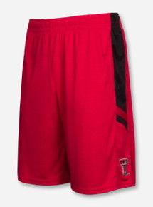 "Arena Texas Tech Red Raiders ""Setter"" Basketball Shorts"