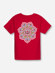 Texas Tech Red Raiders Mandala YOUTH T-Shirt
