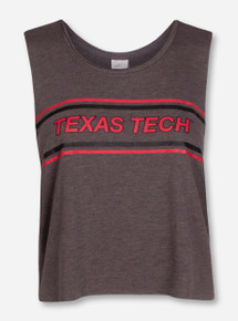 "Zoozatz Texas Tech ""Chop Block"" Muscle Tank"