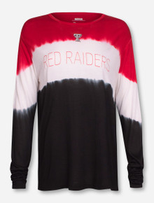 "Pressbox Texas Tech Red Raiders ""Landis"" Long Sleeve Tee"