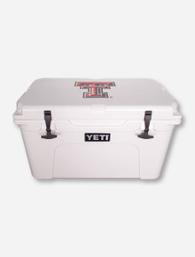 Yeti Texas Tech Red Raiders Tundra 45 Cooler
