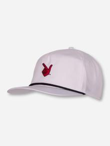 "Imperial Texas Tech Red Raiders ""Harris"" Snapback Cap"