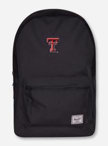 """Herschel Texas Tech Red Raiders """"Settlement"""" Charcoal Backpack"""