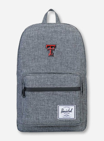 "Herschel Texas Tech Red Raiders ""Pop Quiz"" Grey Backpack"