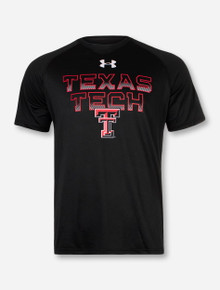 "Under Armour 2017 Texas Tech ""Geo Stripes"" T-Shirt"
