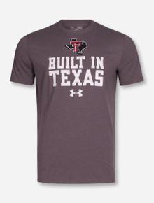 "Under Armour 2017 Texas Tech ""Built in Texas"" T-Shirt"