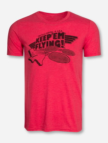 """Keep 'Em Flying"" T-Shirt"