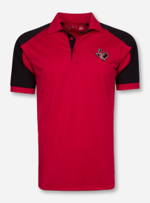 "Antigua Texas Tech Red Raiders ""Century Pride"" Polo"