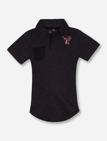 "Texas Tech Red Raiders Garb ""Declan"" INFANT Striped Onesie"