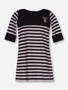 "Texas Tech Red Raiders Garb ""Kristen"" TODDLER Long Sleeve Dress"