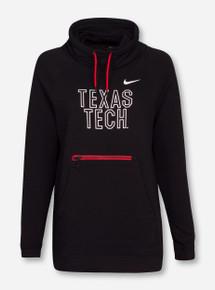 "Texas Tech Red Raiders Nike ""Funnel"" Hoodie"