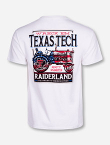 "Texas Tech Red Raiders ""American Tractor"" T-Shirt"