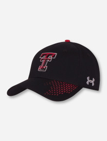"Under Armour 2017 Texas Tech Red Raiders Sideline ""Renegade"" Fitted Cap"