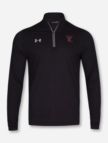 Under Armour 2017 Texas Tech Red Raiders Microthread Quarter Zip
