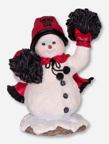 Texas Tech Red Raiders Alice Snowman Figurine