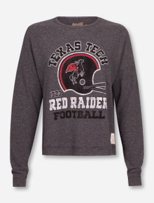 Retro Brand Texas Tech Red Raiders Vintage League Sweatshirt