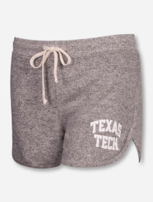 Texas Tech Red Raiders Brushed Running Shorts