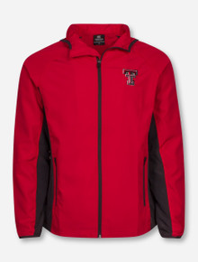 Arena Texas Tech Archer Full Zip Hooded Jacket
