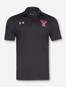 "Under Armour 2017 Texas Tech Red Raiders ""Throwback Vented Playoff"" Polo"