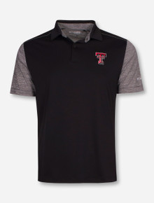 "Columbia Texas Tech Red Raiders ""Omni Freeze Zero Forged"" Polo"