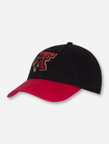 "Top of the World Texas Tech Red Raiders ""Crew"" Adjustable Cap"