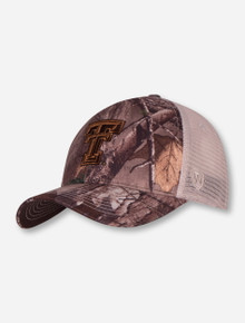 timeless design cb77b 618fb ... buy top of the world texas tech red raiders yonder camo adjustable cap  c9f25 88463