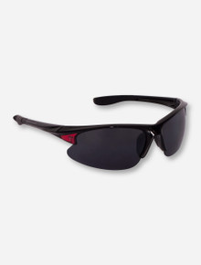 Texas Tech Red Raiders Sports Elite Half Rimless Sunglasses