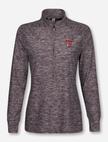 """Under Armour Texas Tech Red Raiders """"Zinger"""" 1/4 Zip Pullover"""